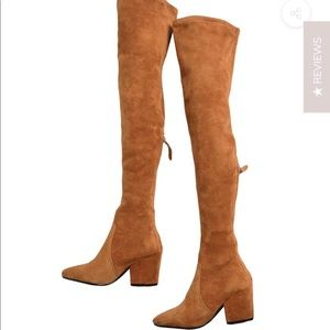 Shoes - Women's OTK boots